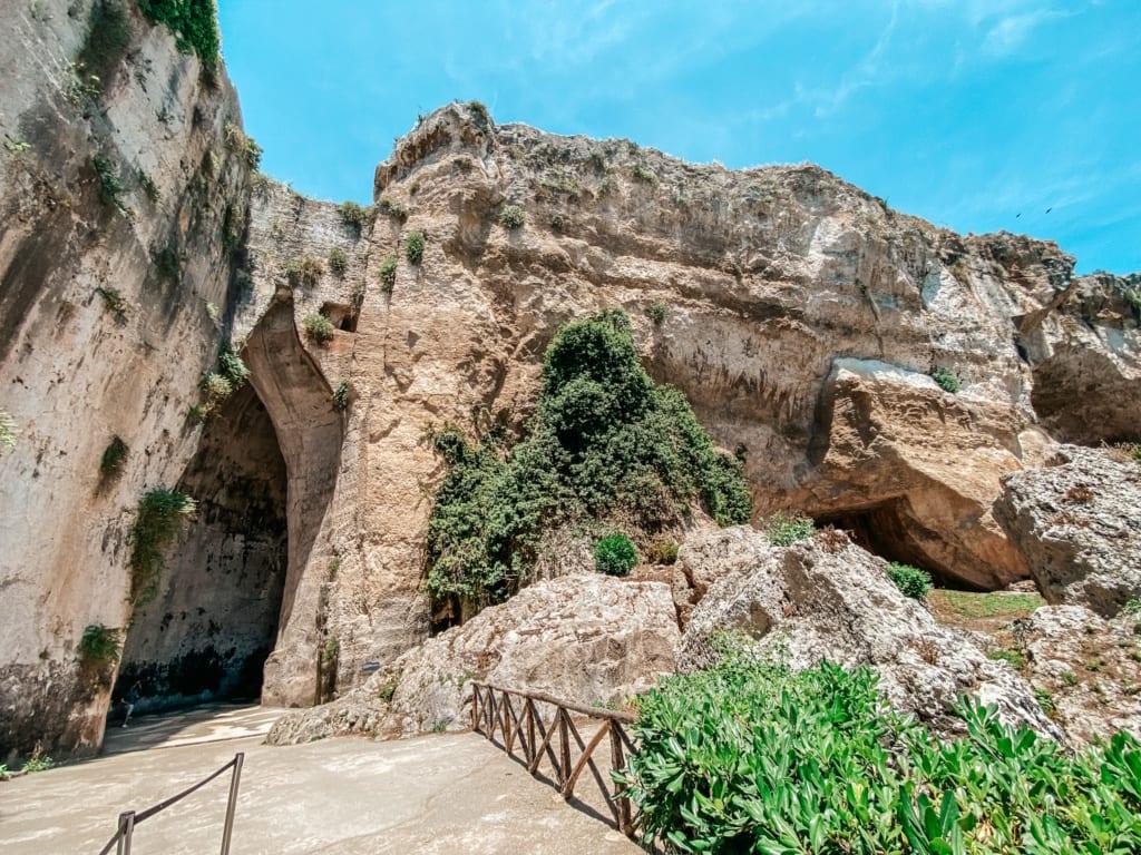 Syrakusy, Sicílie