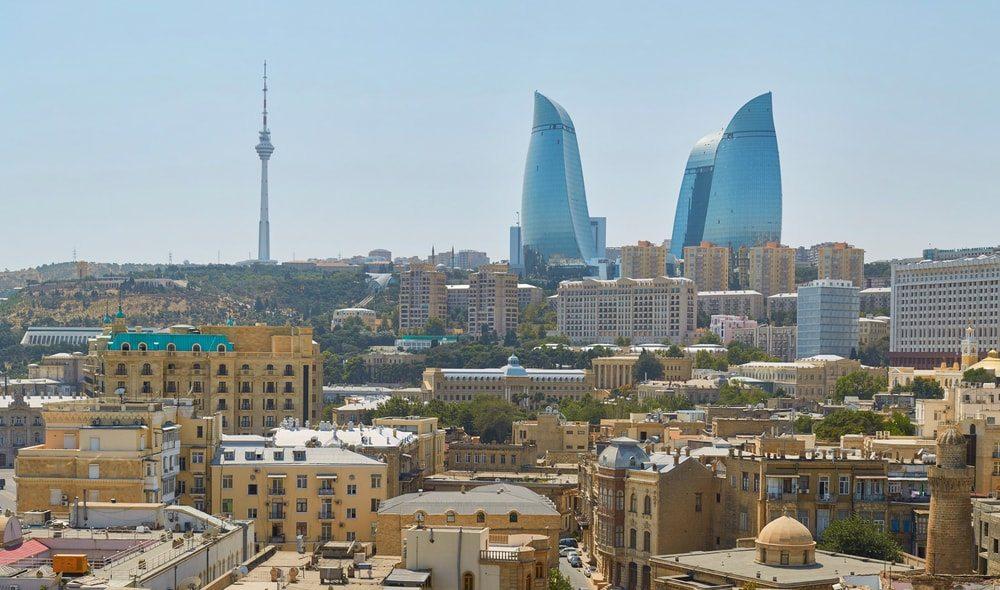 Ázerbájdžán, Baku