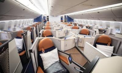 Business třída Aeroflot