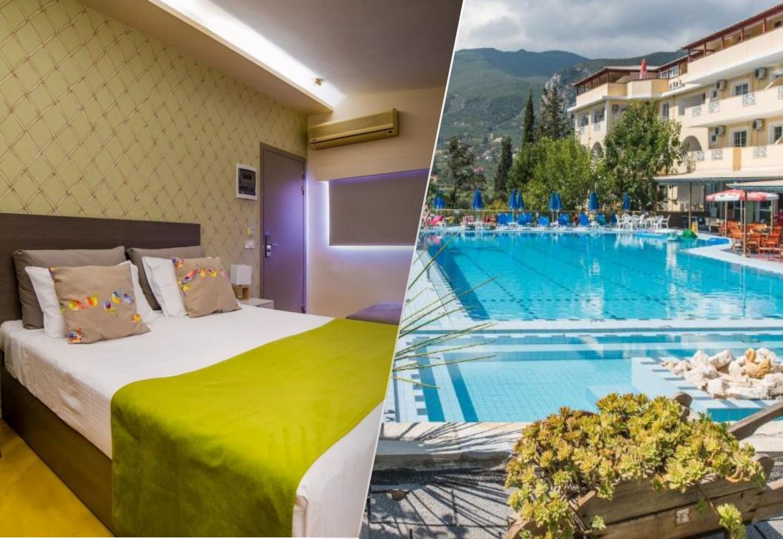 Dovolená v hotelu Koukounaria v Řecku, Zakynthos