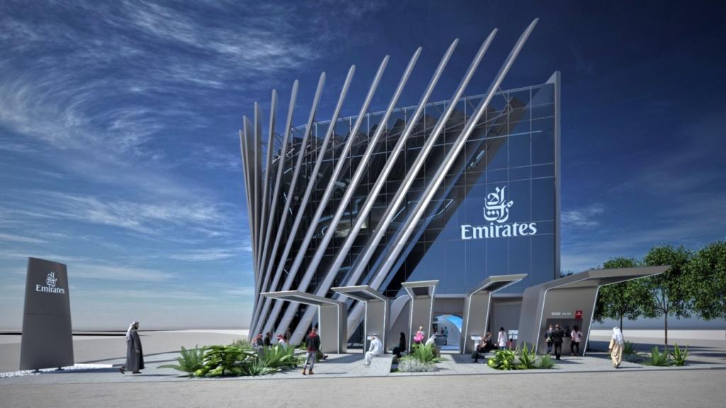 Budova Emirates
