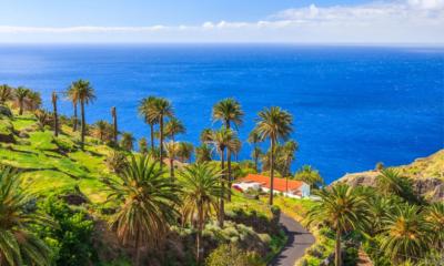 Španělsko, Kanárské ostrovy, La Gomera