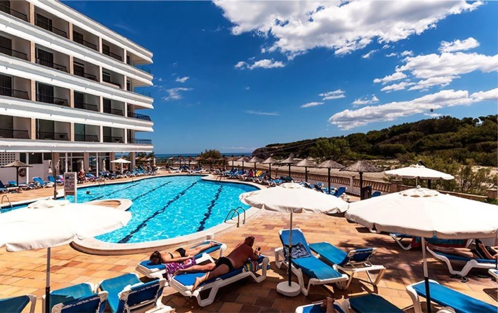 Hotel na pláži, dovolená na Mallorce, Son Baulo
