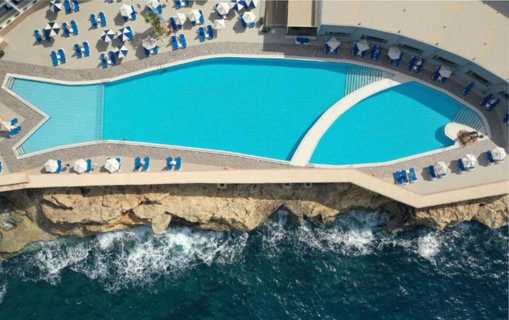Dovolená na Maltě, hotel na pláži, Paradise Bay s polopenzí, hotel na pláži