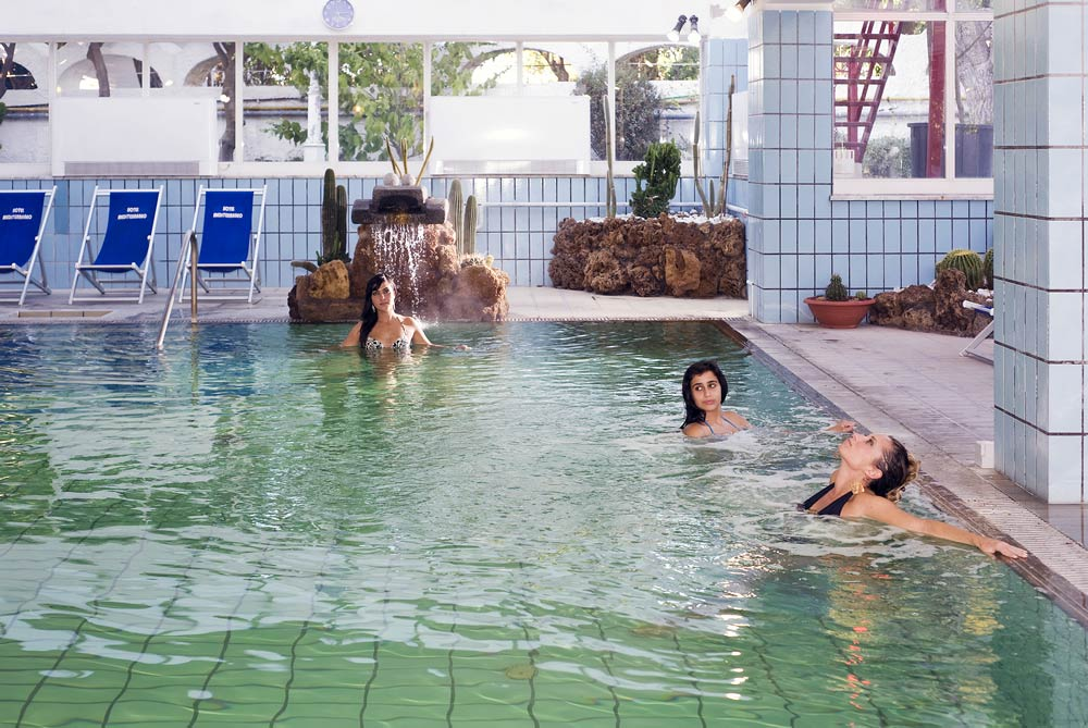 Mediterraneo hotel Ischia, dovolená u moře