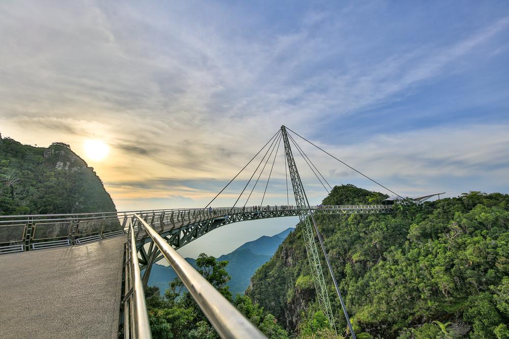 Most Langkawi, Malajsie