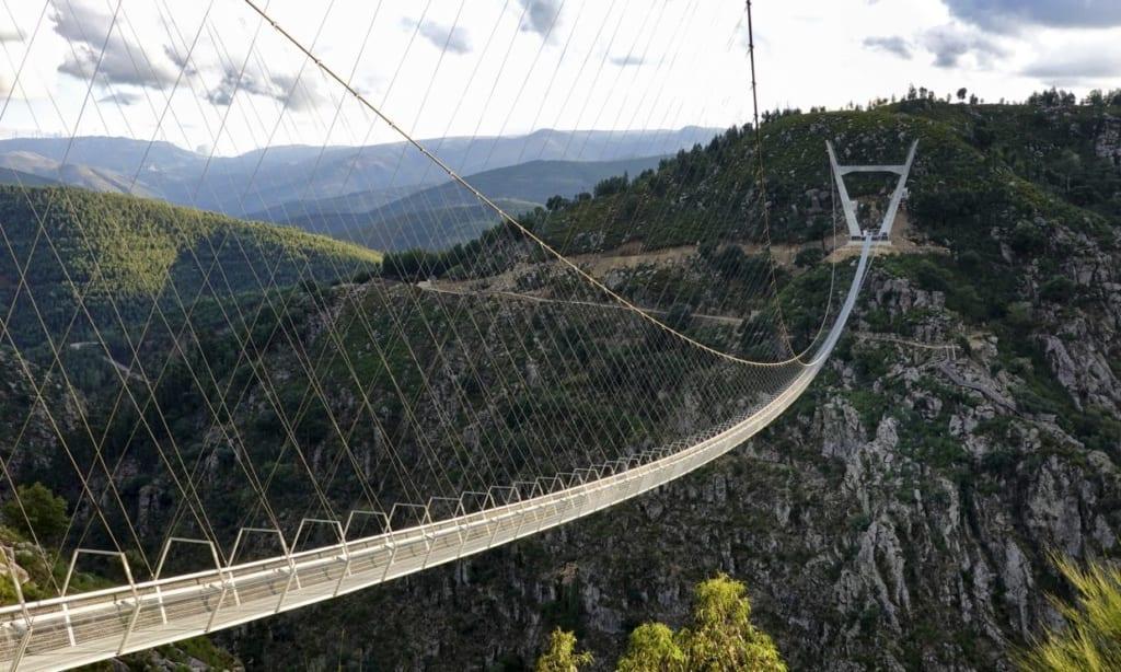 Portugalsko, visutý most