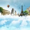 Výprodej letenek, cestování Evropa