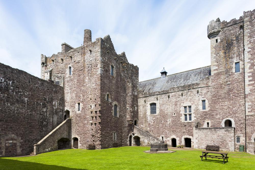 Skotsko, Hrad Dorne, Hra o trůny