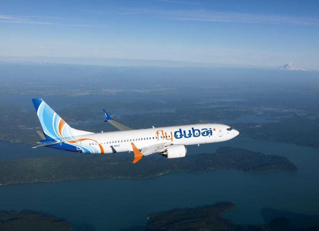 flydubai - letadlo