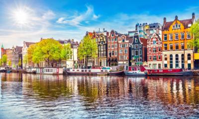 Nizozemsko, Amsterdam