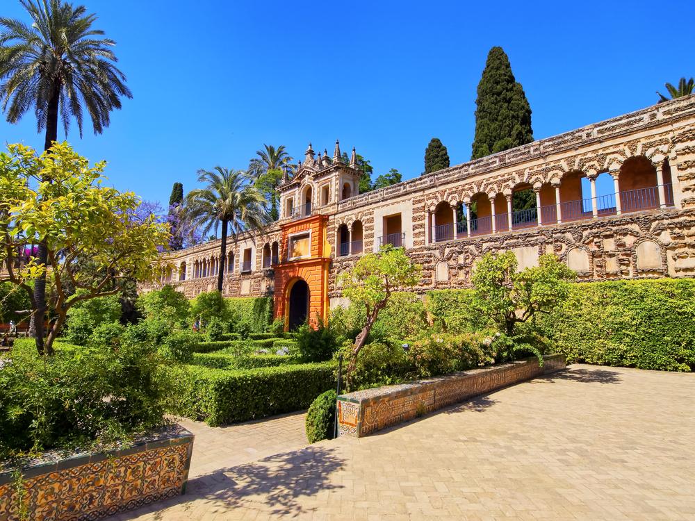 Hra o trůny, Španělsko, Sevilla