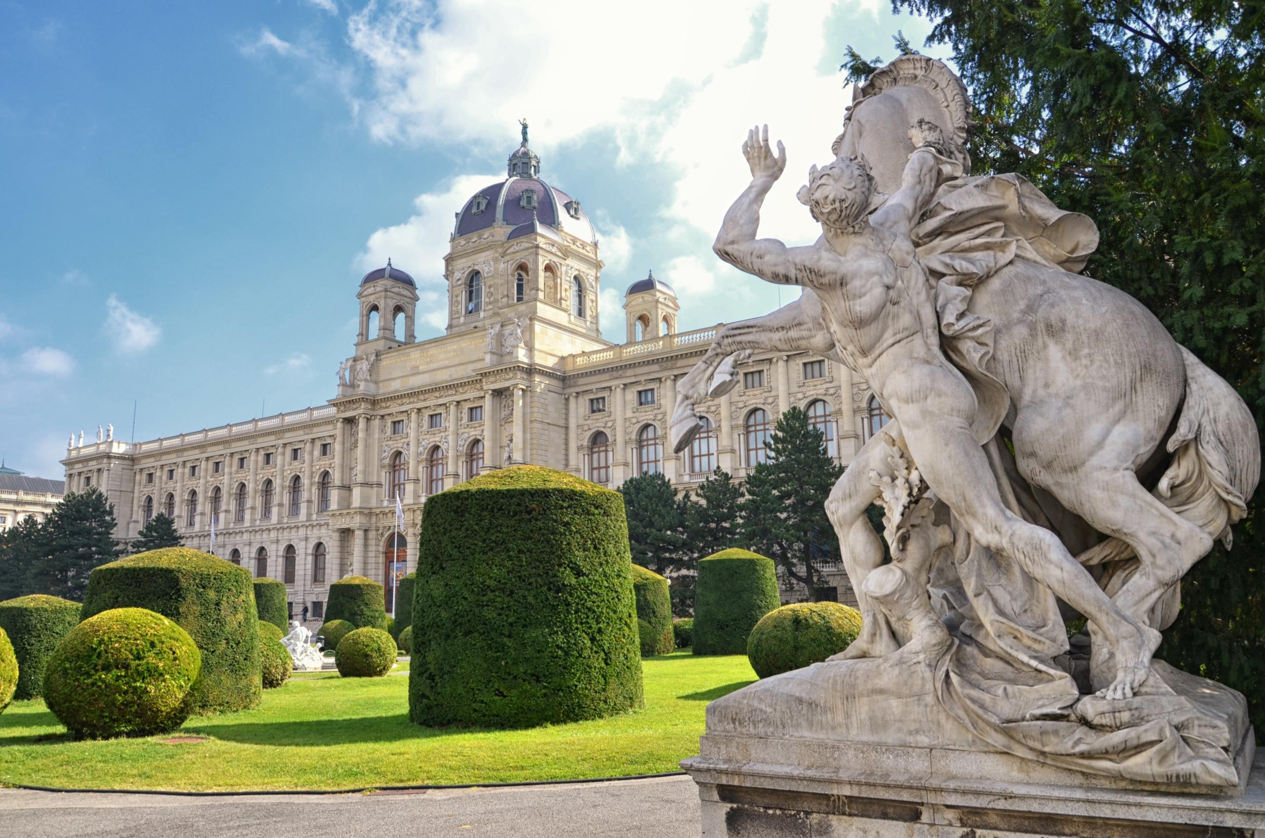 Rakousko, Vídeň