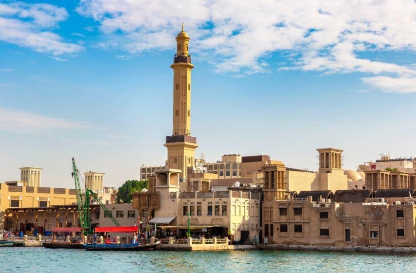 Grand Bur Dubai Masjid
