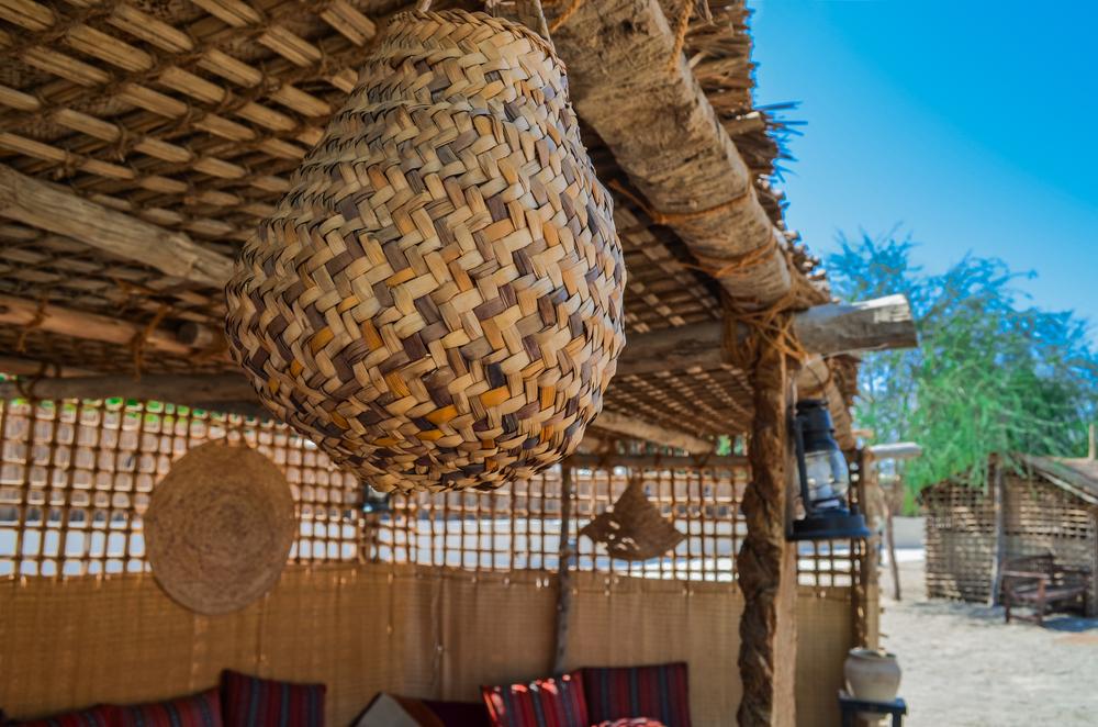 Dubaj - vesnice Hatta