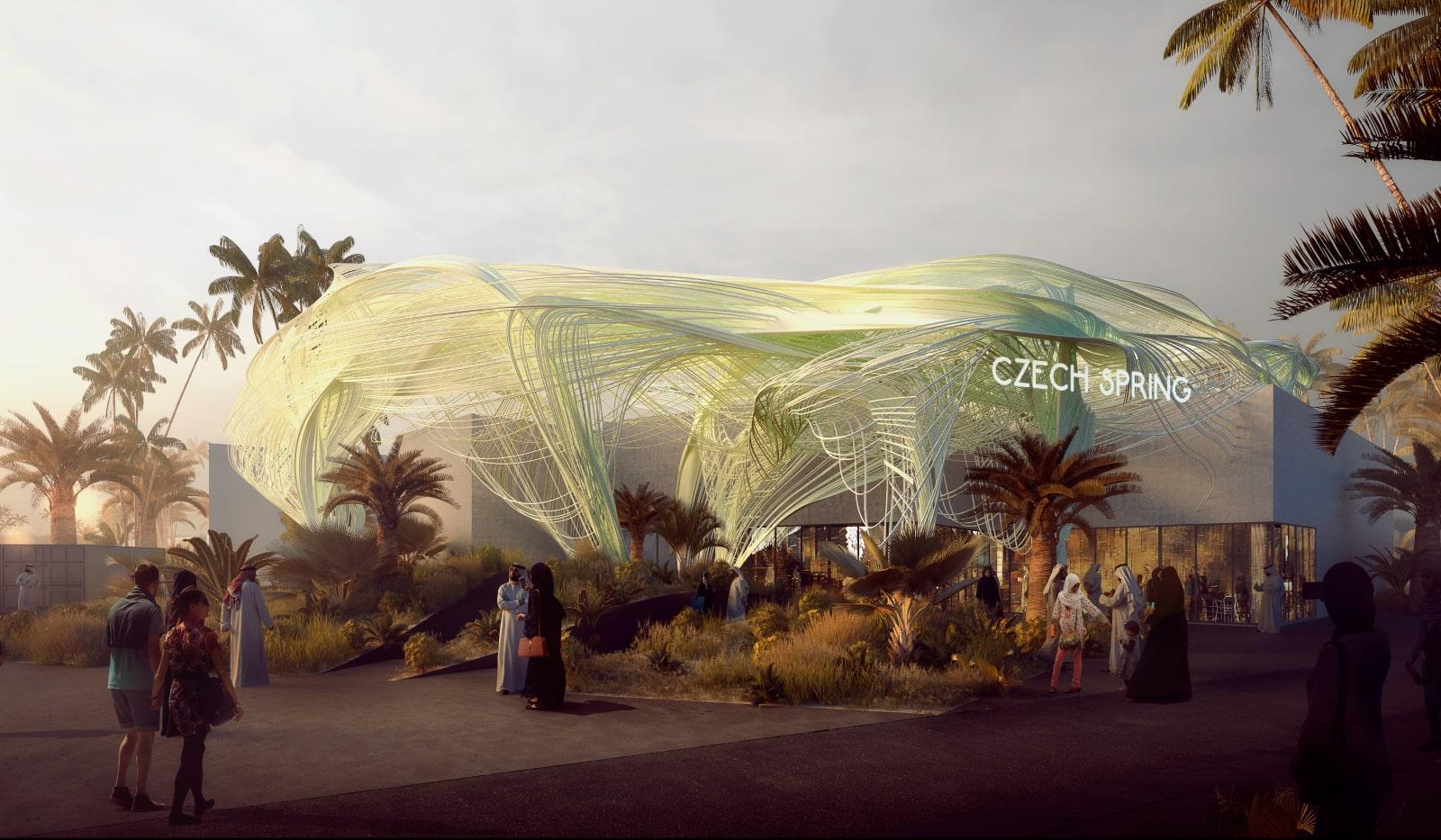 Expo 2020 Dubai - Czech Spring