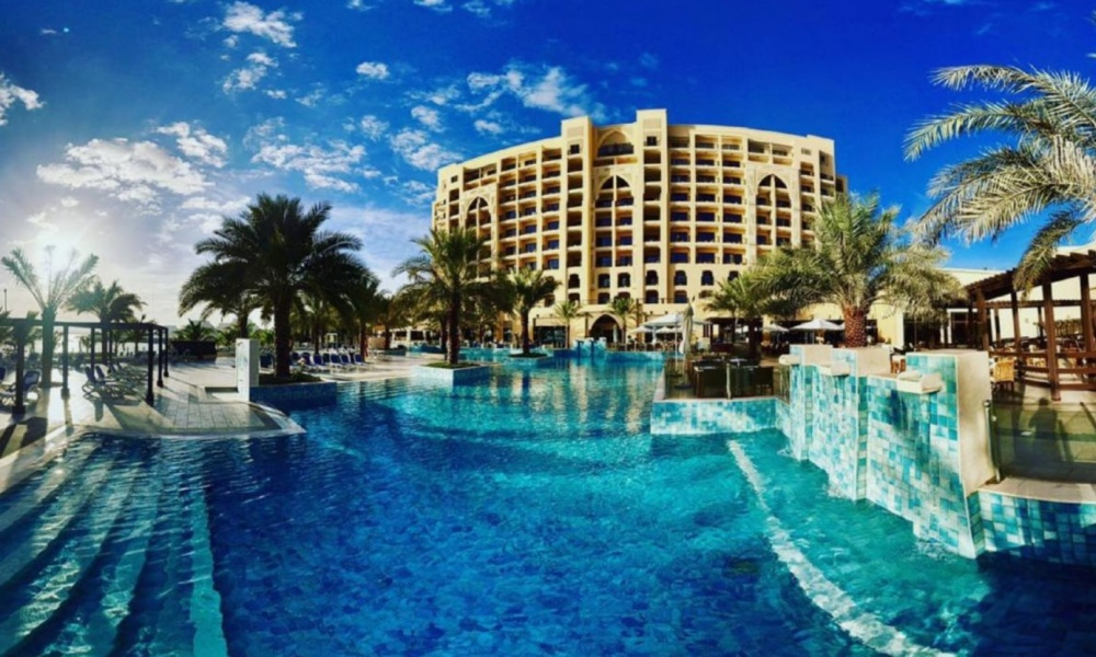 Doubletree by Hilton Resort & Spa Marjan Island*****